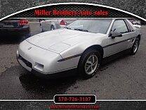 1986 Pontiac Fiero SE for sale 100744450