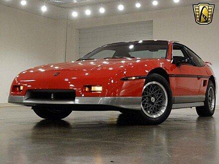 1986 Pontiac Fiero GT for sale 100750841