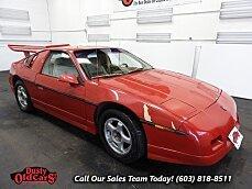 1986 Pontiac Fiero GT for sale 100771668