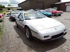 1986 Pontiac Fiero SE for sale 100780186