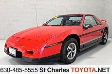 1986 Pontiac Fiero SE for sale 100777507