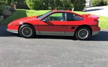 1986 Pontiac Fiero GT for sale 100871856