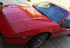 1986 Pontiac Fiero Sport for sale 100910815