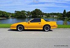 1986 Pontiac Firebird Trans Am Coupe for sale 100721557