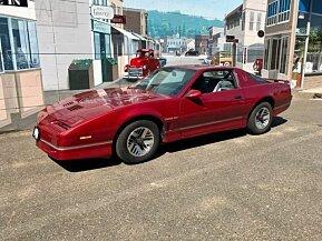 1986 Pontiac Firebird Trans Am Coupe for sale 100988145