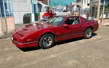 1986 Pontiac Firebird Trans Am Coupe for sale 100988145