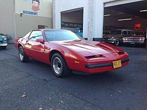 1986 Pontiac Firebird for sale 101052397