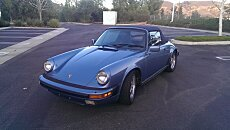 1986 Porsche 911 Carrera Cabriolet for sale 100852450