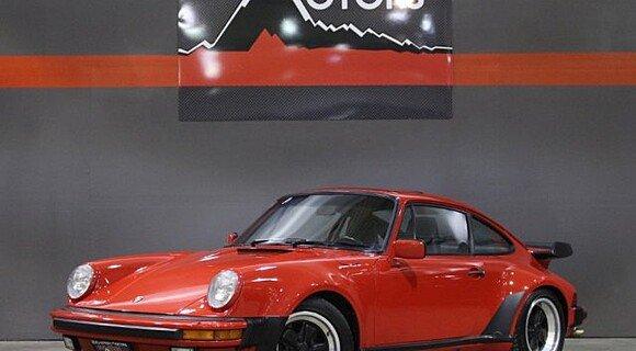 1986 Porsche 911 Turbo Coupe for sale 100873454