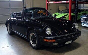 1986 Porsche 911 Carrera Cabriolet for sale 100907923