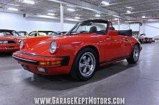 1986 Porsche 911 Carrera Cabriolet for sale 100911355