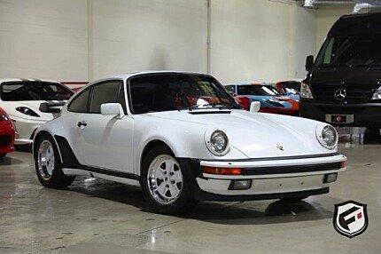 1986 Porsche 911 Turbo Coupe for sale 100914659