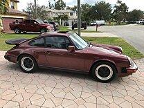 1986 Porsche 911 Carrera Coupe for sale 100944684