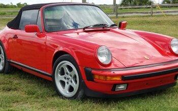 1986 Porsche 911 Carrera Cabriolet for sale 100999562