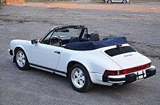 1986 Porsche 911 Carrera Cabriolet for sale 101005540