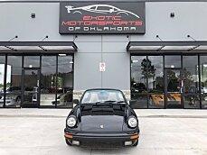 1986 Porsche 911 Carrera Cabriolet for sale 101028843