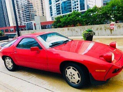 1986 Porsche 928 S for sale 101053255