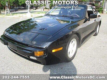 1986 Porsche 944 Coupe for sale 100868585
