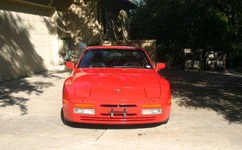 1986 Porsche 944 Turbo Coupe for sale 100915144