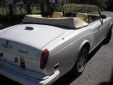 1986 Rolls-Royce Corniche for sale 100721873