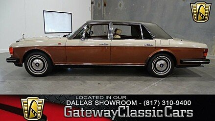 1986 Rolls-Royce Silver Spur for sale 100769067