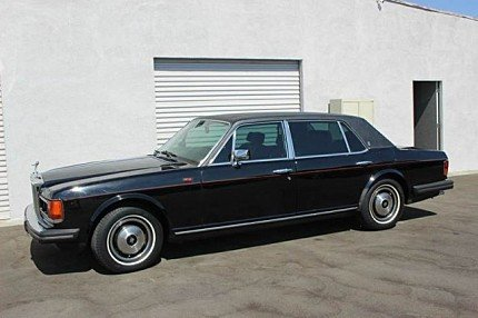 1986 Rolls-Royce Silver Spur for sale 100795946