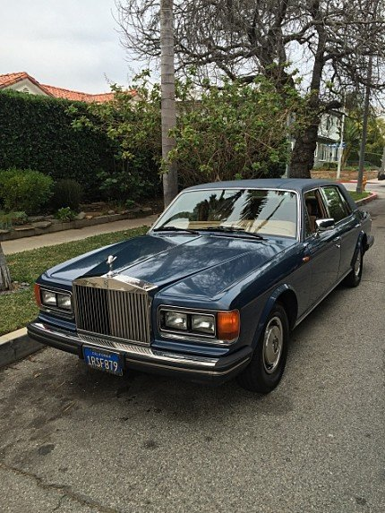 1986 Rolls-Royce Silver Spur for sale 100820908