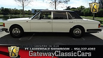 1986 Rolls-Royce Silver Spur for sale 100839895
