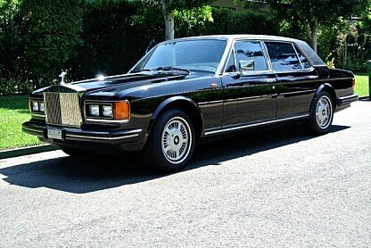 1986 Rolls-Royce Silver Spur for sale 100908183