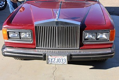1986 Rolls-Royce Silver Spur for sale 100916995