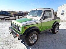 1986 Suzuki Samurai for sale 100984248