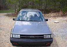 1986 Toyota Corolla for sale 100866715
