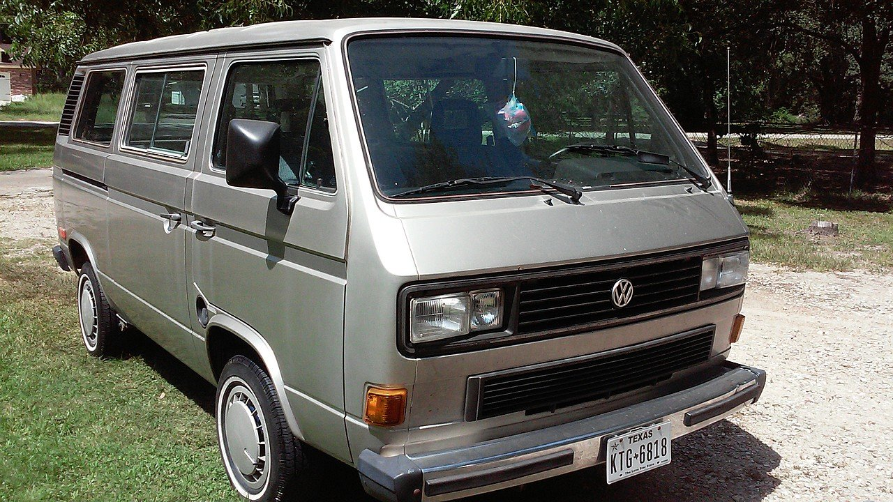 1986 Volkswagen Vanagon for sale 101006084