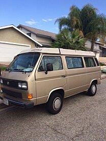 1986 Volkswagen Vanagon for sale 100908306