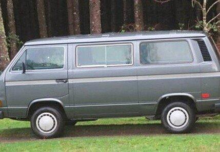 1986 Volkswagen Vans For Sale 100993707