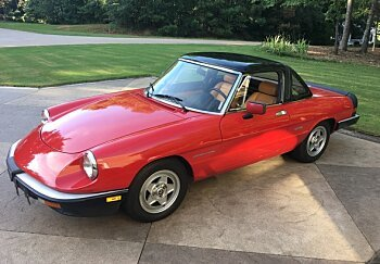 1986 alfa-romeo Spider for sale 101012495