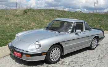 Alfa Romeo Classics For Sale Classics On Autotrader - 1993 alfa romeo spider for sale