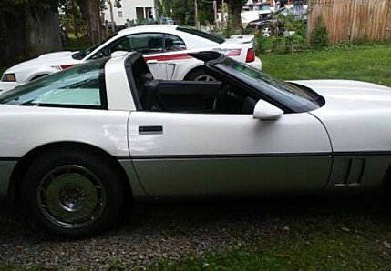 1986 chevrolet Corvette for sale 101022276