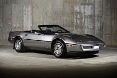 1986 chevrolet Corvette Convertible for sale 101028999