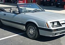 1986 ford Mustang for sale 100904919