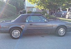 1986 ford Mustang for sale 101003097