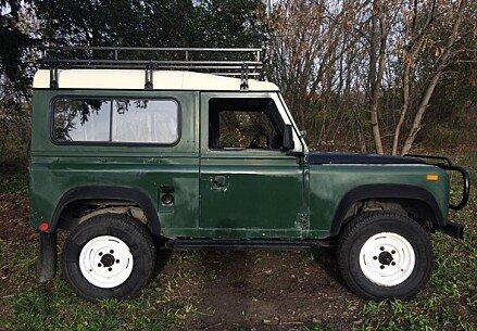 1986 land-rover Defender for sale 100927214