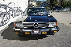 1986 mercedes-benz 560SL for sale 100965862