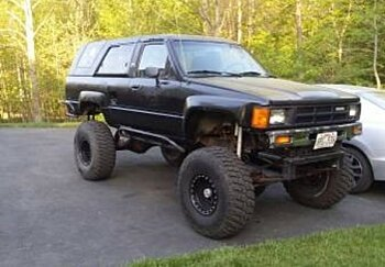 1986 toyota 4Runner for sale 101001677