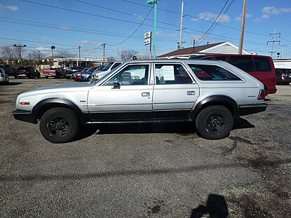 1987 AMC Eagle Wagon for sale 100748034