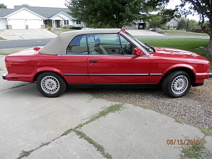 1987 BMW 325i Convertible for sale 101016987