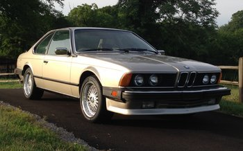 1987 BMW 635CSi Coupe for sale 100818933