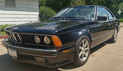 1987 BMW 635CSi Coupe for sale 100905809