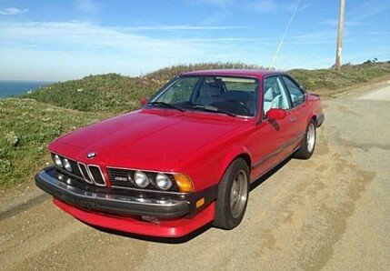 1987 BMW M6 Coupe for sale 100792687