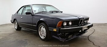 1987 BMW M6 for sale 100905139